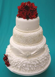 Contemporary Wedding Cakes | Gallery - Wedding Cakes - Contemporary