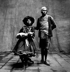 couple from Peru or Bolivia, Irving Penn