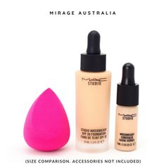 Blend out your MAC Studio Waterweight foundation & concealer like a boss. Shop Now Makeup Pro, Makeup Sponge, Bb Cream Foundation, Boss Shop, Cream Blush, Latex Free, Concealer, Moisturizer, Mac