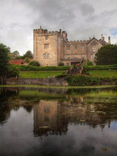 Sizergh Castle National Trust, Cumbria, UK by PhilnCaz, via Flickr