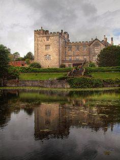 Sizergh Castle National Trust, Cumbria, UK