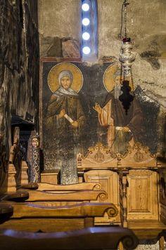 Ιερά Μονή Παναγίας της Ολυμπιωτίσσας Ελασσόνας