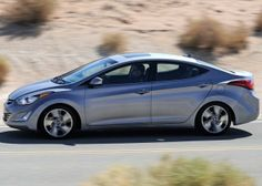 2014 Hyundai Elantra Sedan Silver Pictures 600x429 2014 Hyundai Elantra Sedan Reviews and Design