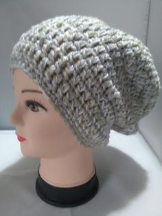 Your place to buy and sell all things handmade Flower Spray, Holly Berries, Grey And Beige, Slouchy Hat, Vintage Items, My Etsy Shop, Crochet Hats, Buy And Sell, Warm