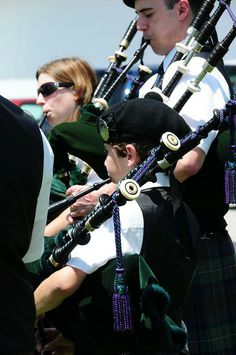 Scottish games, Wellington, Ohio