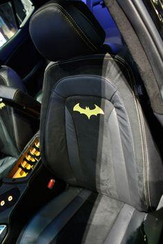 new car styling 50mm steering wheel center cap batman the dark knight logo emblem resin badge. Black Bedroom Furniture Sets. Home Design Ideas