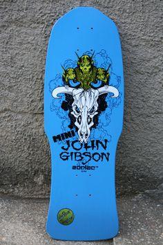 Zodiac John Gibson mini