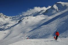 Val Thorens, the highest altitude resort in Europe