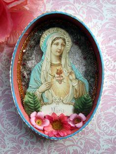 Holy Mary Shrine by filzgood