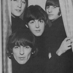 The Beetles. A group that changed the world. I remember trading Beetles cards when I was a kid. I had hundreds of just Paul! :-)