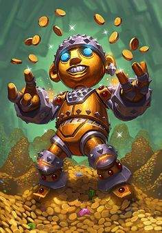 Card Name: Blingtron 3000 Artist: Jomaro Kindred