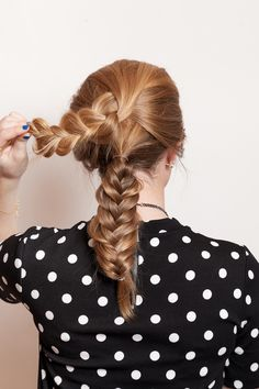 Why have one braid, when you could have two?!