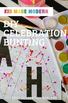 From small daily victories to big life events, there is always something to celebrate, and we've got that for you! #diycrafts #celebration #diydecorations #kidsparty