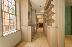 The restoration of an Eighteenth Century Home in Marblehead Massachusetts.   The Richard Holman House