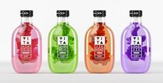 This Brilliant Vitamin Water Packaging Has A Spectacular 'Opening Act' - DesignTAXI.com