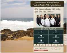 Commack dentist - Dr. Claire Giordano offers general, cosmetic and implant dentistry at her dentist office in Commack NY