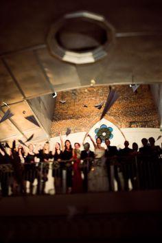 great dramatic lighting at Berkeley Church wedding Church Wedding Photography, Wedding Photography Toronto, Dramatic Lighting, Cool Pictures, Special Occasion, Events, Wedding Ideas, Urban, Fun