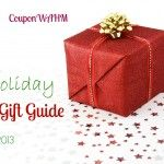 #CouponWAHM 2013 Holiday Shoppers Guide