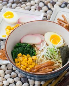 15 Minute Miso Ramen Recipe - authentic flavor with a shortcut - dress up packaged ramen!
