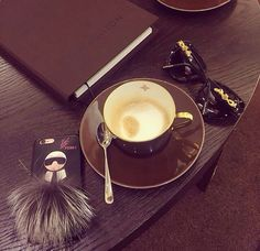 Louis Vuitton coffee