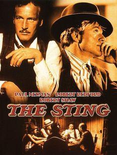 'Sting,' 1973.