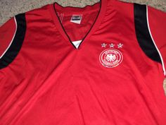 Sale Vintage Adidas Germany World Cup 2006 Soccer by casualisme