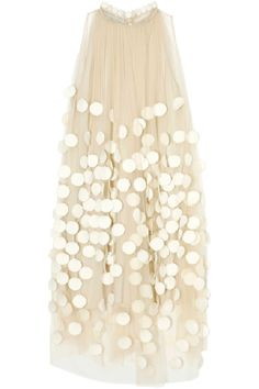 stella mccartney #cool #look #fashion #stylish #dots #white #dress #BE #SPOTTED