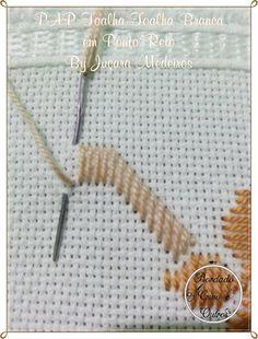Best 11 Gabriella Cressa's media content and analytics – SkillOfKing. Ribbon Embroidery Tutorial, Hand Embroidery Flowers, Flower Embroidery Designs, Hand Embroidery Stitches, Cross Stitch Embroidery, Embroidery Patterns, Cross Stitch Borders, Cross Stitch Designs, Cross Stitch Patterns
