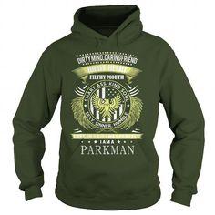 Awesome Tee  PARKMAN, PARKMAN T Shirt, PARKMAN Tee T shirts