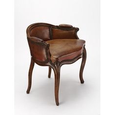 Foot-rest from a chaise-longue