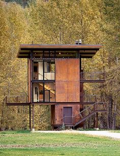 Olson Kundig's Rustic-Luxe Aesthetic Is Honored in a New Exhibition : Architectural Digest