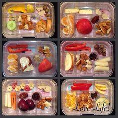Hallo Ihr Lieben, ich packe nun ja schon seit 11 Jahren unter der Woche täglich Snackboxen (auch Vesper-, Jause-, Pausen-, Brotdose gena...