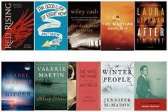 10 Books We're Looking Forward to in February. | Every month, librarians from around the country pick the top ten new books they'd most like to share with readers. The results are published on LibraryReads.org. Click through to read more about what new and upcoming books librarians consider buzzworthy this month...