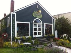 Nymbol's Secret Garden::The most magical mystical shop in Langley on Whidbey Is. Whidbey Island Washington, Olympic Peninsula, Pacific Northwest, North West, Gazebo, Beautiful Places, Places To Visit, United States, Outdoor Structures