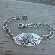 Cute turtle bracelet.