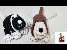 Yok Böyle Tatlılık🐕🐩 Amigurumi Köpek🐕🐩 #1.BÖLÜM 🐕🐩Tığ İşi Köpek - YouTube Toys, Slippers, Teddy Bear, Youtube, Animals, Amigurumi, Activity Toys, Animales, Animaux