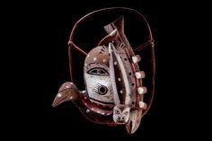 Mask Yup'ik Eskimo Hooper Bay, Alaska ca. 1890–1910