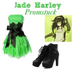 """Jade Harley"" by jake-fancypants-english on Polyvore"