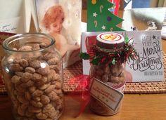 My Thermomix sugared almonds