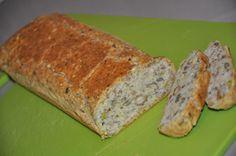 Bielkovinový chlieb