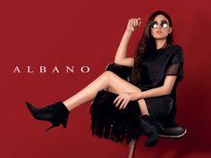 La collezione di scarpe Autunno/Inverno 2016-2017 Albano è all'insegna di uno stile grintoso e deciso !!! Scoprila sul nostro sito www.albano.it