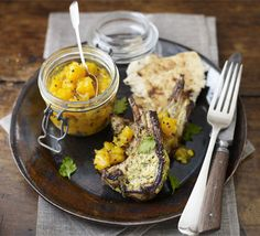 A spicy new way to serve up lamb, with a pickle that makes a delicious accompaniment to Indian dishes