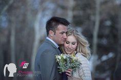 www.cwillsphotography.com, edmonton wedding photographer, edmonton wedding photography, edmonton winter wedding, outdoor winter wedding photos, young couple wedding, bride and groom, bridal portrait