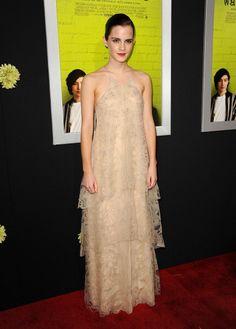 Fotografia de notícias: Actress Emma Watson attends the premiere of…