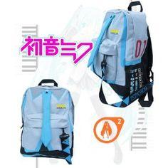 Miku Hatsune Vocaloid Backpack