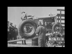What is the world's fastest tractor? In 1934 it was the Allis Chalmers Model U. Allis Chalmers Tractors, Classic Tractor, Old Tractors, Farming, Models, World, Youtube, Tractors, Motor Scooters