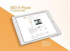 SEO for h-praxis. Web Design, Seo, Website, Phone, Telephone, Website Designs, Mobile Phones, Site Design