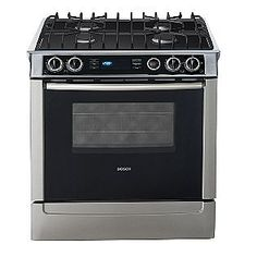 "30"" Dual-Fuel Slide-In Range  Bosch"
