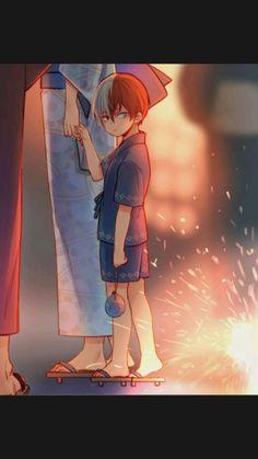 Shoto Todoroki • Midoriya Izuku • Deku • Bakugou Katsuki • My Hero Academia • Boku no Hero Academia