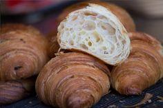 Croissants au beurre http://www.enviedebienmanger.fr/fiche-recette/recette-croissants-au-beurre #croissants #brunch #petitdejeuner
